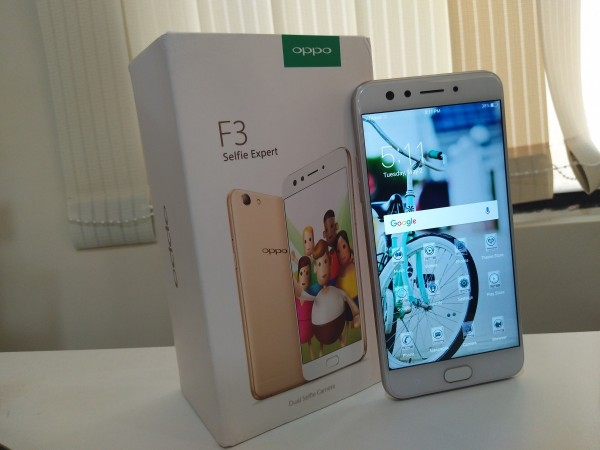 Image result for Oppo F3 review: The 'selfie expert' becomes more affordable
