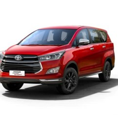 Diskon All New Kijang Innova Bumper Depan Grand Veloz Toyota Touring Sport Gets Discount Of Up To Rs 50 000 Ahead