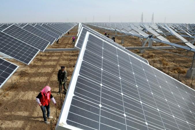 China Solar Panels