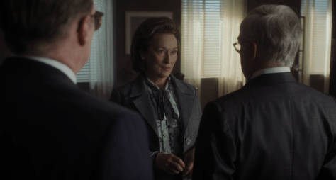 Maryl Streep in The Post