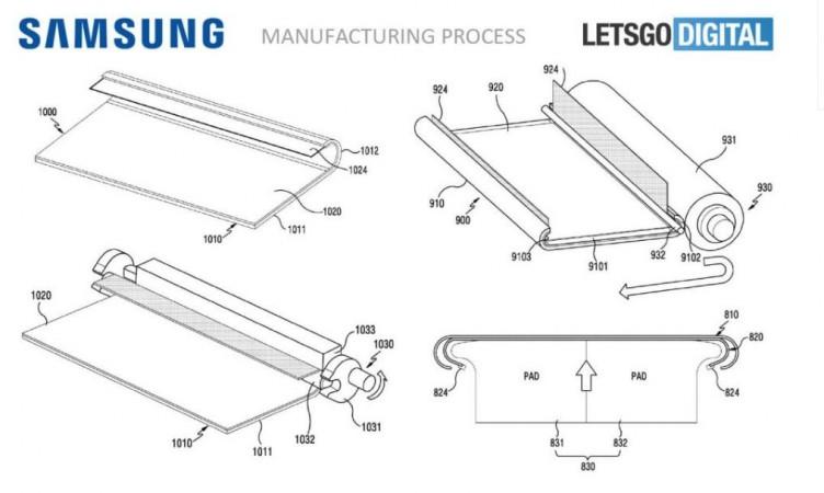 Samsung working on true zero-bezel smartphone display