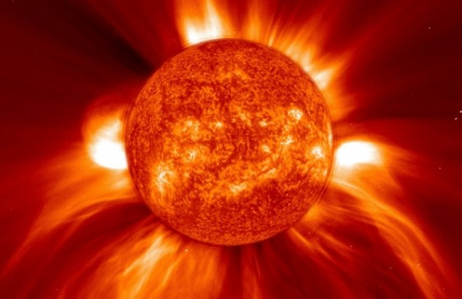 Scientists may have discovered how magnetic waves heat the Sun