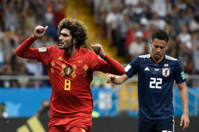 Related image  RED DEVILS STAR ANNOUNCES RETIREMENT, GIVES REASON FOR UNEXPECTED DECISION! 1530562671 fellaini belgium world cup 2018