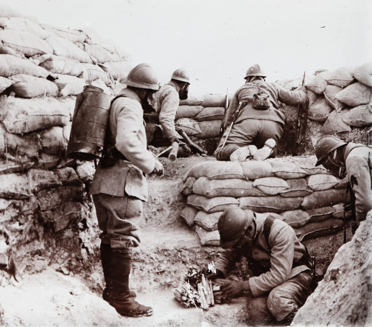 World War One 100th Anniversary Rare And Unseen Images
