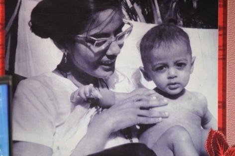 salman khan childhood pic