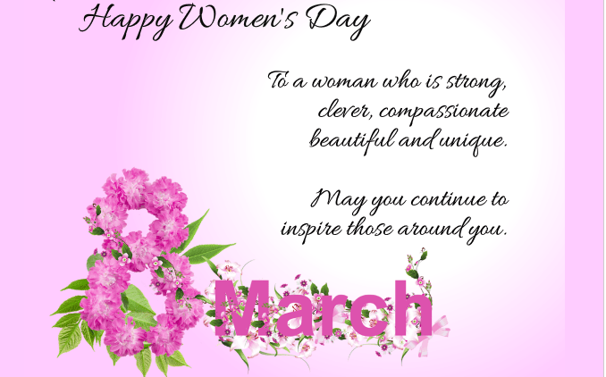 Image Result For Happy International Womens Day