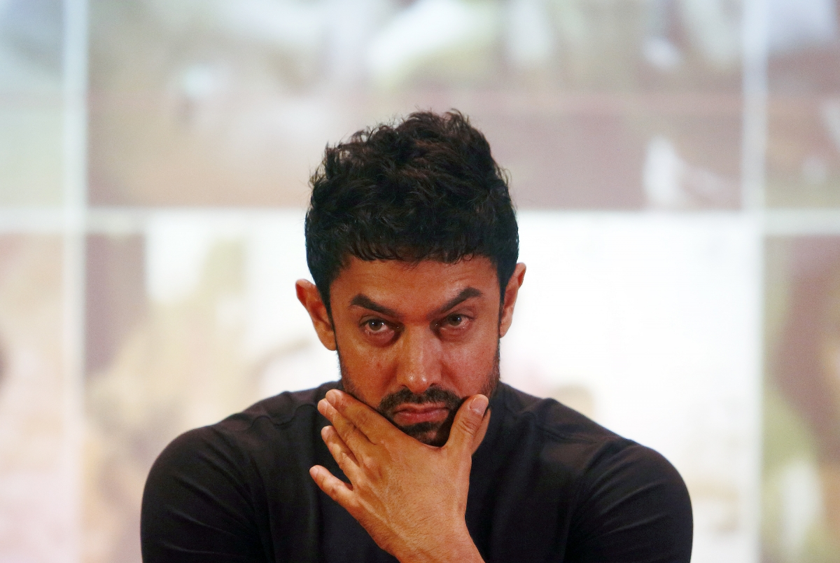 Bhutan Actor Aamir Khan Supports UNICEF Campaign On Child