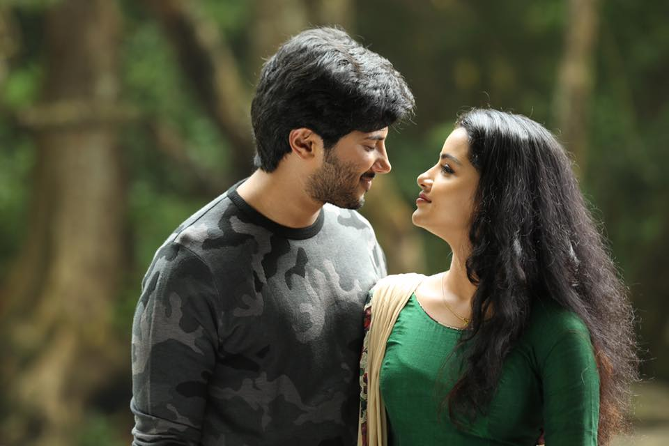 Film Actress Hd Wallpapers Jomonte Suviseshangal Dulquer Salmaan And Anupama