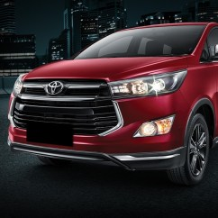 All New Innova Venturer Grand Avanza 1.5 G Limited Toyota Crysta Touring Sport: We Know So Far ...