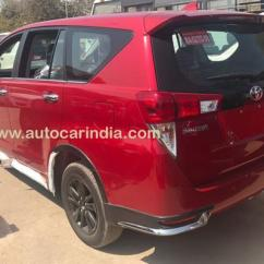 All New Innova Venturer 2018 Kijang Tipe G Toyota Crysta Touring Sport To Be Launched Soon ...