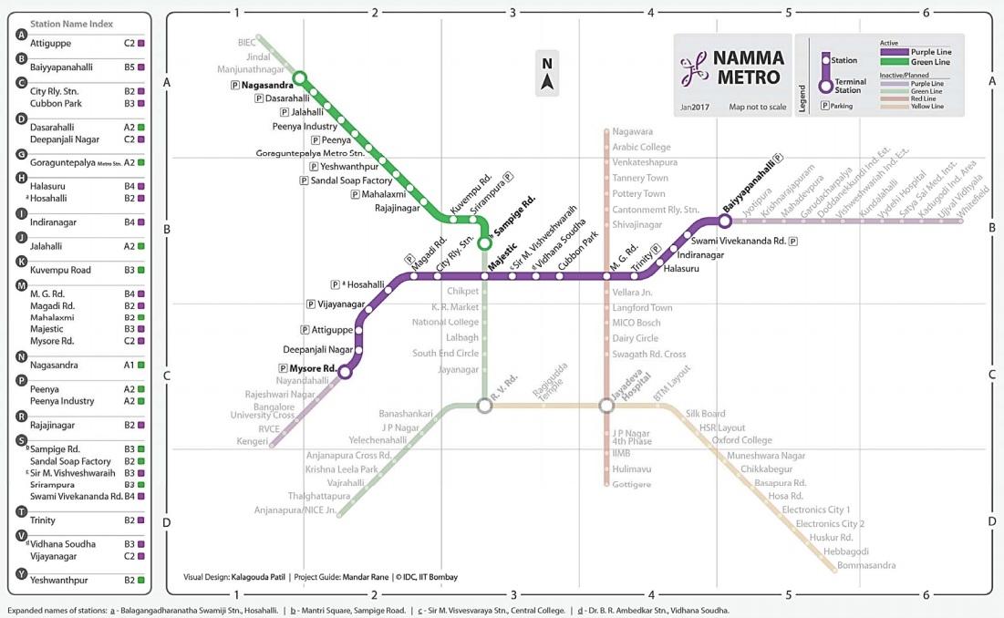 President to inaugurate Bengaluru's green line, will be up