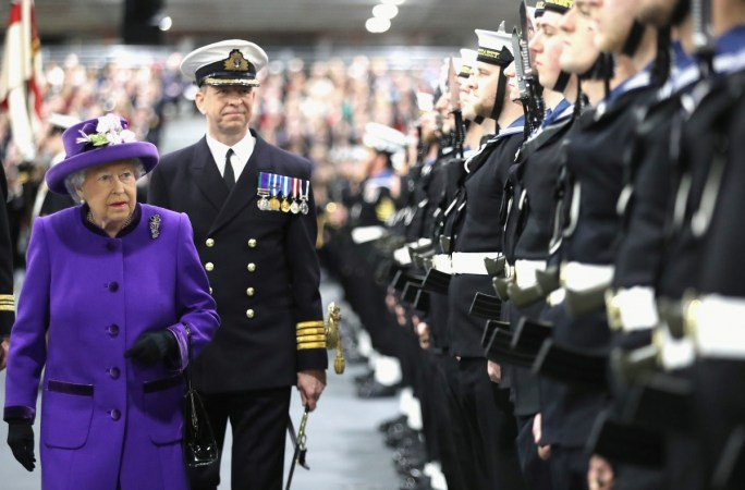 Queen Elizabeth Ii Assassination Attempt By New Zealand