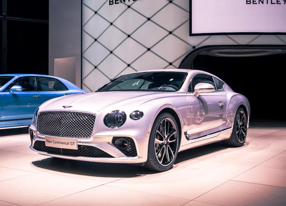 2018 Bentley Continental GT Coming Soon India Launch Date