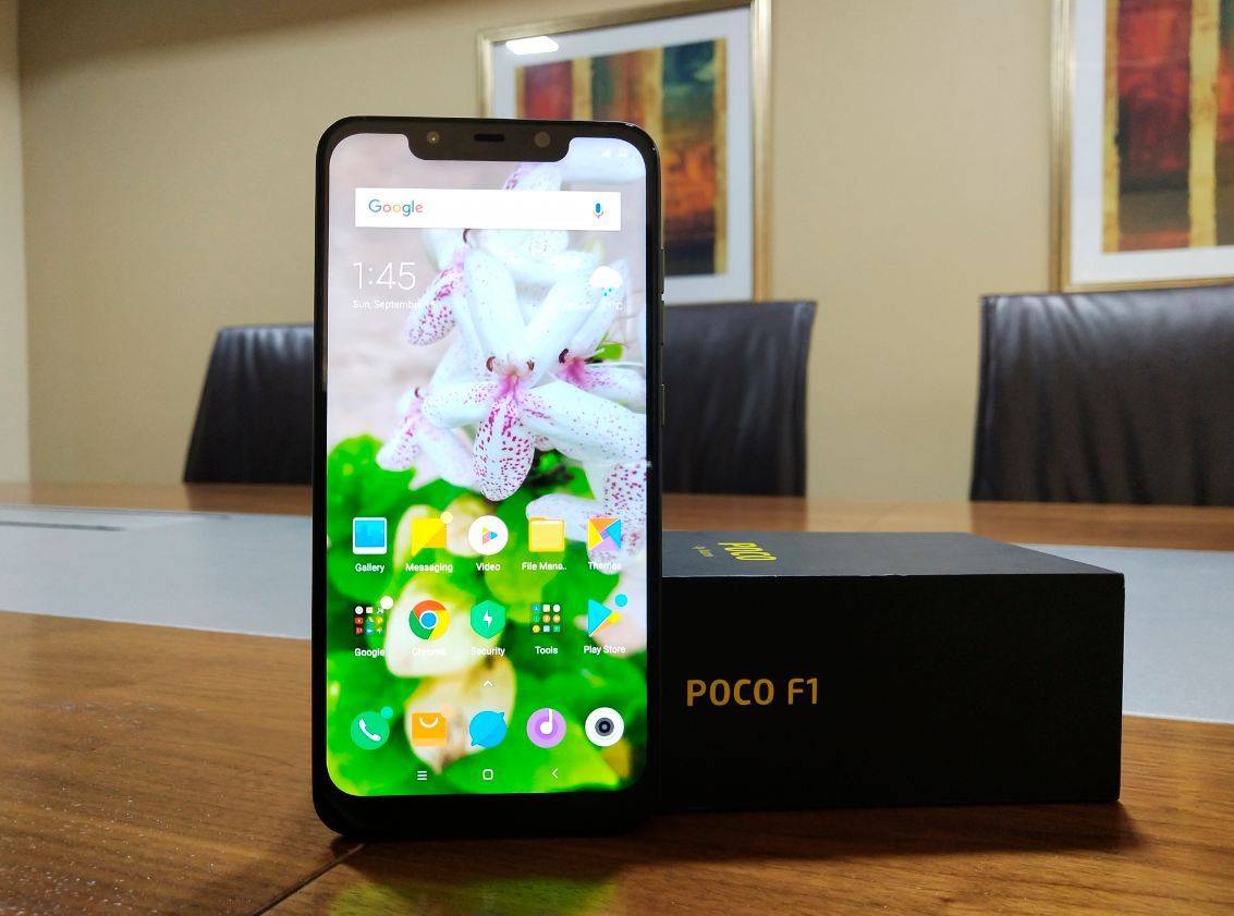 Image result for Poco F1 - HD images