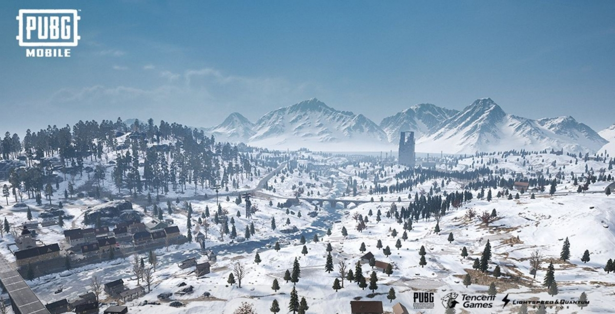 PUBG Mobile Update Brings Vikendi Snow Map Everything You