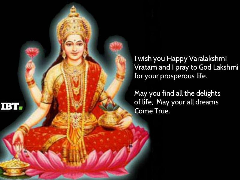 Happy Varalakshmi Vratham 2017 Quotes Greetings Images