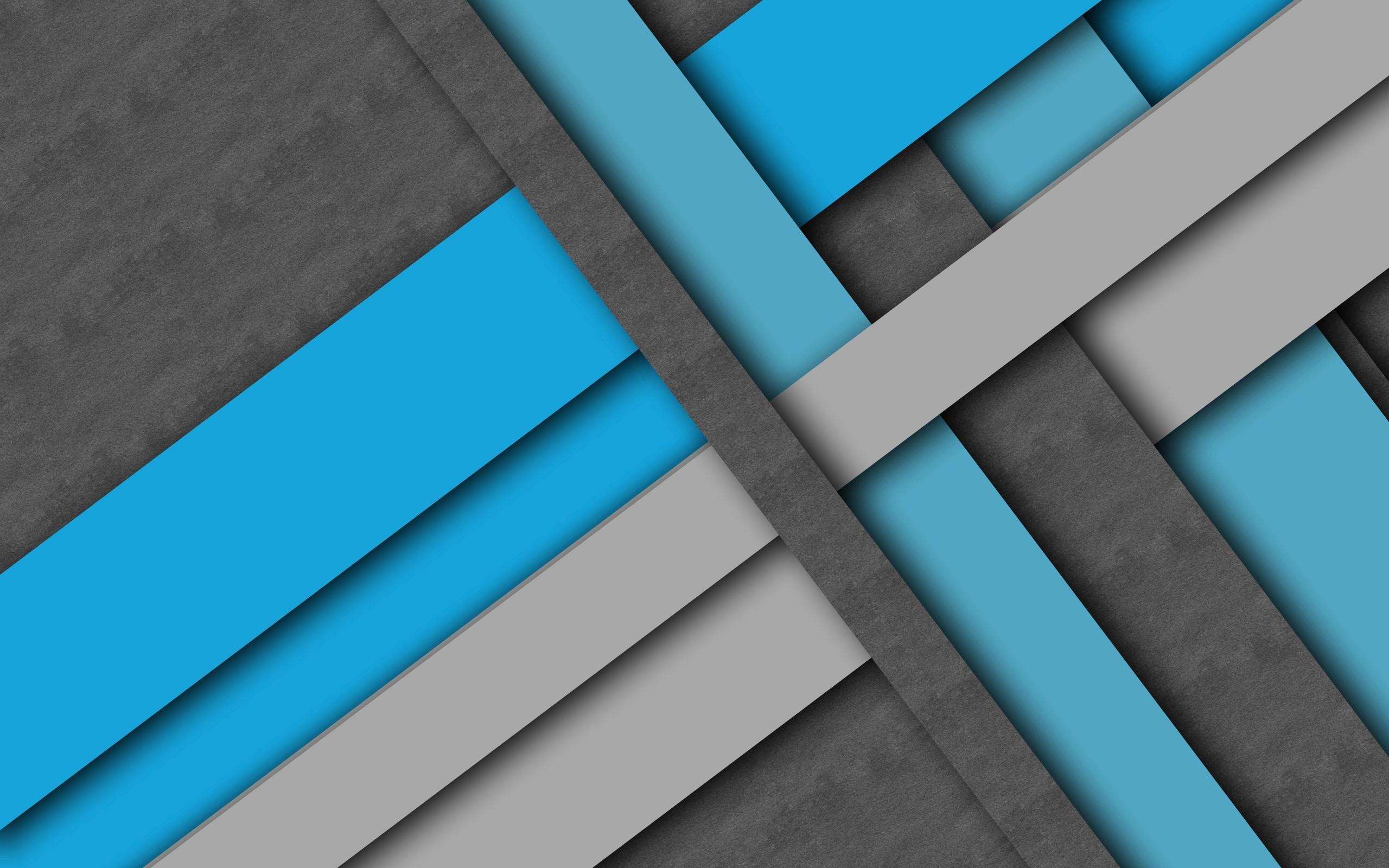 wallpaper line shape texture blue gray HD  Widescreen