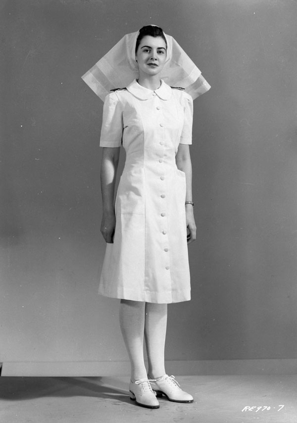 Traditional Nursing Uniform 61