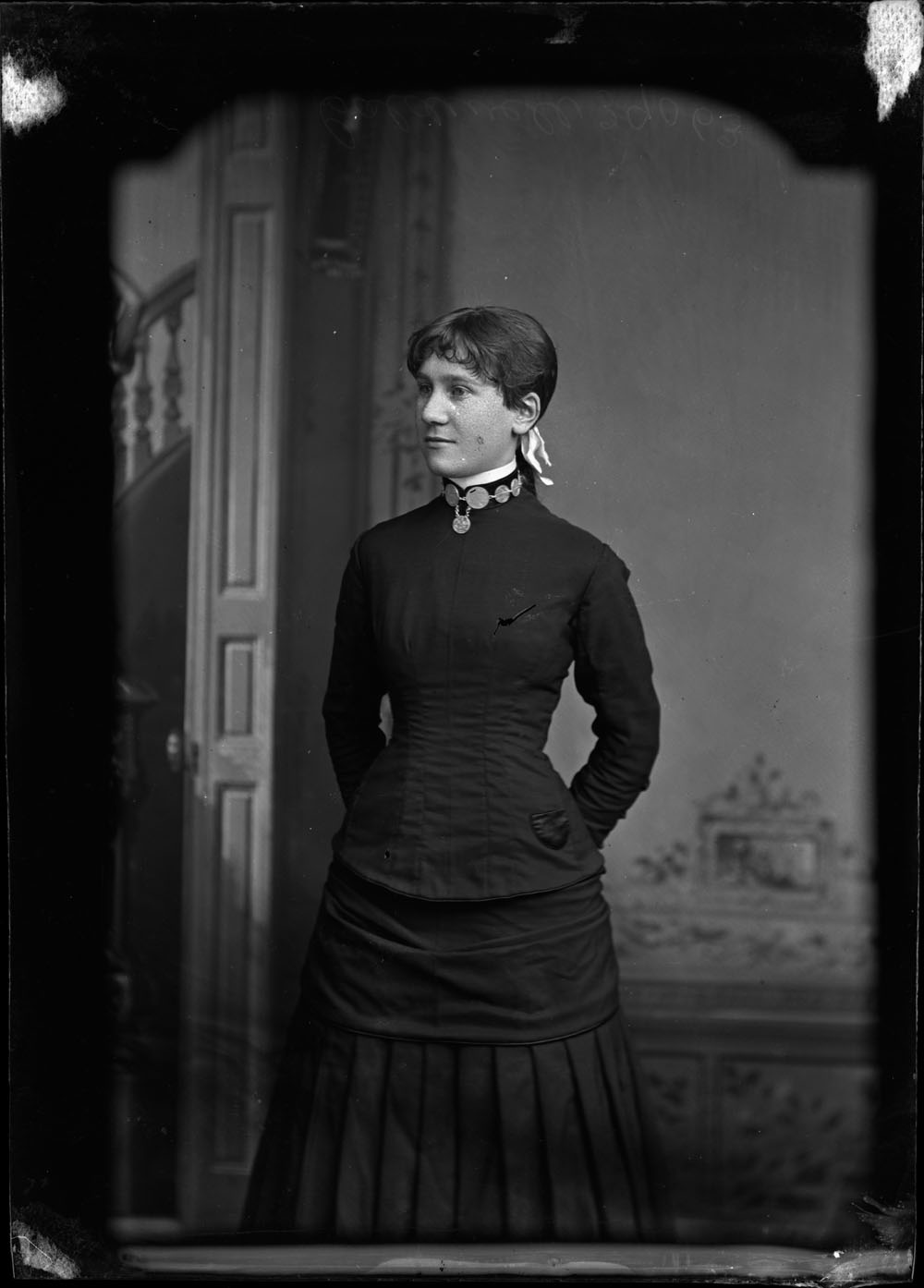 MIKAN 3472998 Caldwell Miss (Lanark) June 1881 [96 KB, 1000 X 1394]