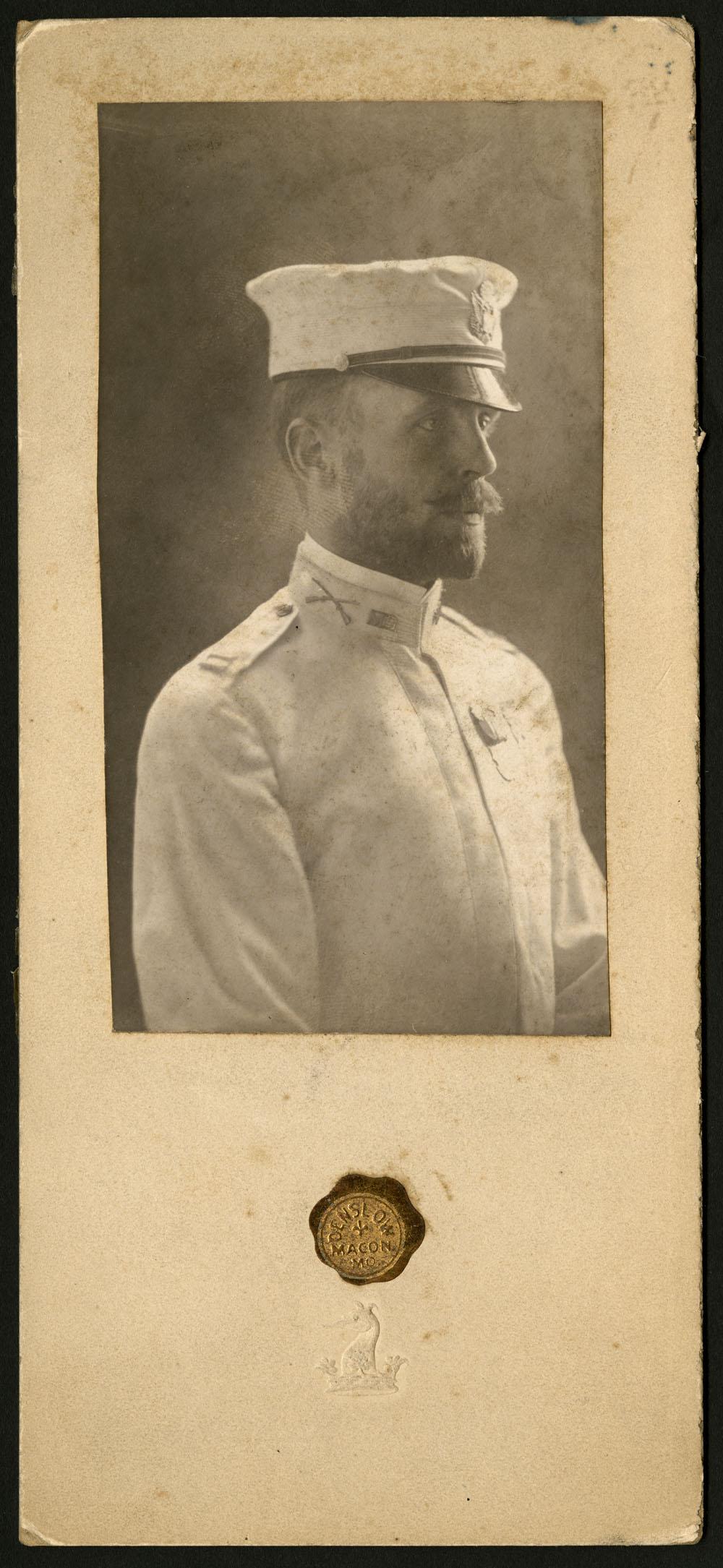 Rudolph Martin Anderson.