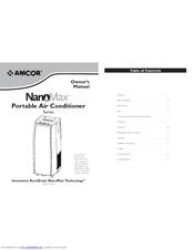 Amcor NanoMax Series Manuals
