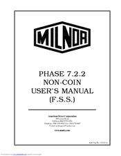 Milnor Girbau STI Manuals