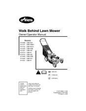 Ariens 911525 Manuals