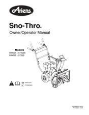 Ariens 939001 ST520E Manuals