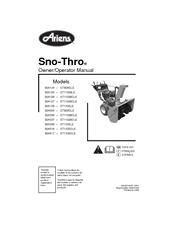 Ariens 924125-ST11528LE Manuals