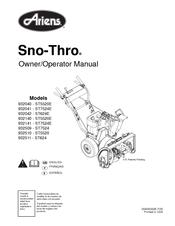 Ariens 624E Manuals