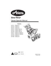 Ariens Deluxe 30 Manuals