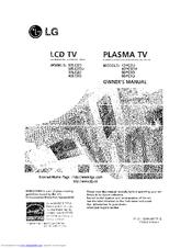 Lg 37LC2D Series Manuals