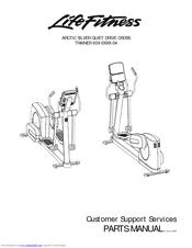 Life Fitness 93X Manuals