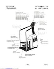 Life Fitness LS-9500HR Manuals