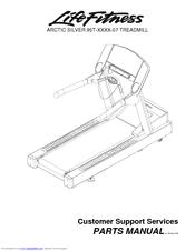 Life Fitness 95T Manuals