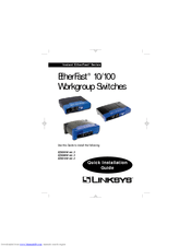 LINKSYS EZXS55W MANUAL PDF