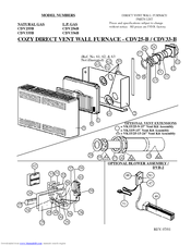 Wiring Diagram For Cozy Wall Furnace : 36 Wiring Diagram