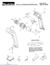 Makita 6019D Manuals