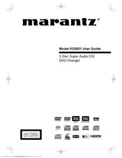 Marantz VC6001 Manuals