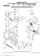 Maytag MFI2269VEM10 Manuals