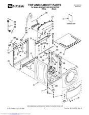 Maytag MHWZ400TQ00 Manuals