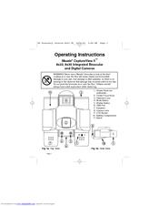 Meade Binocular and Digital Camera Manuals