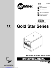Miller Electric Dimension 652 Manuals