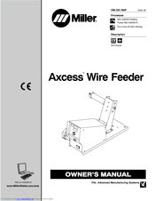 Miller Electric OM-220 390F Manuals