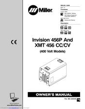 Miller Electric XMT 456 CC Manuals