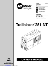 Miller Electric Trailblazer 251 NT Manuals