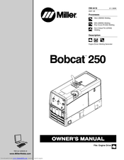 Miller Electric Bobcat 250 Manuals