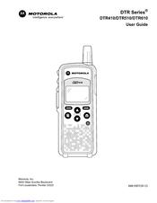 Motorola DTR610 Manuals