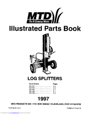 Mtd YARD-MAN Series 556 Manuals