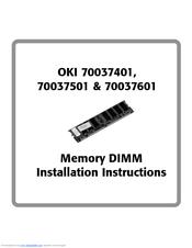 Oki C7200 Manuals